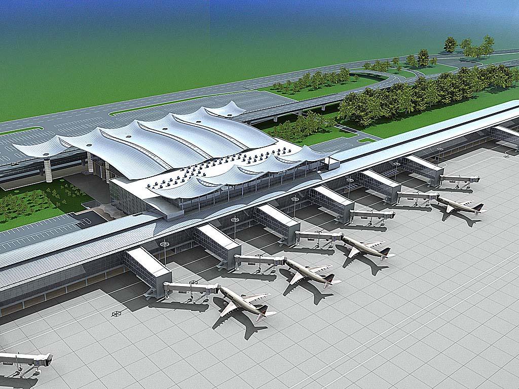 Терминал «D» киевского аэропорта «Борисполь»
