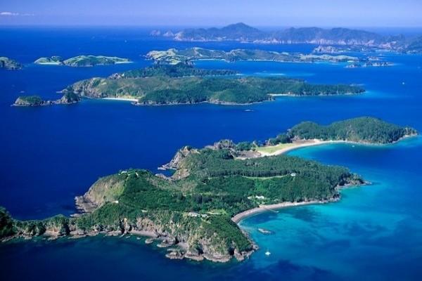 Удивительная земля — Новая Зеландия