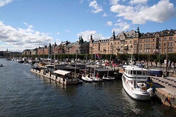 1313 Стокгольм. Город между озером и морем