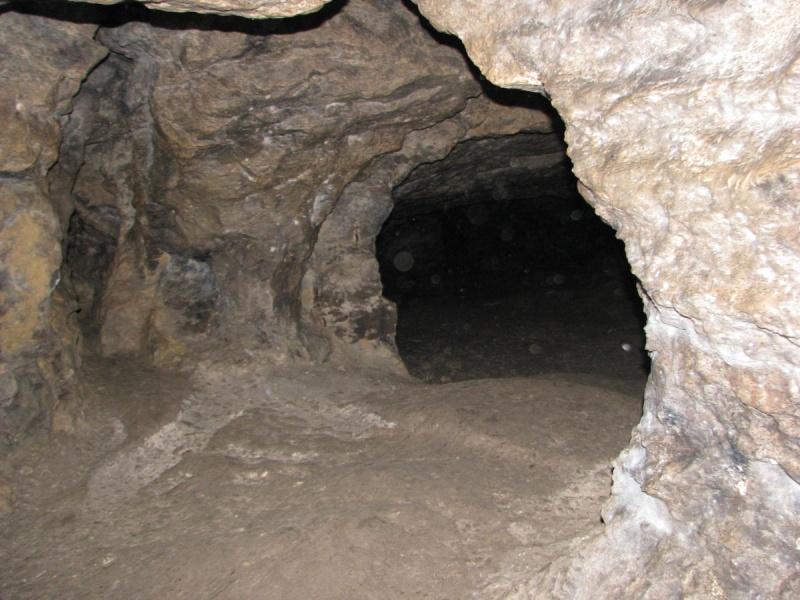 Интересная пещера Млынки