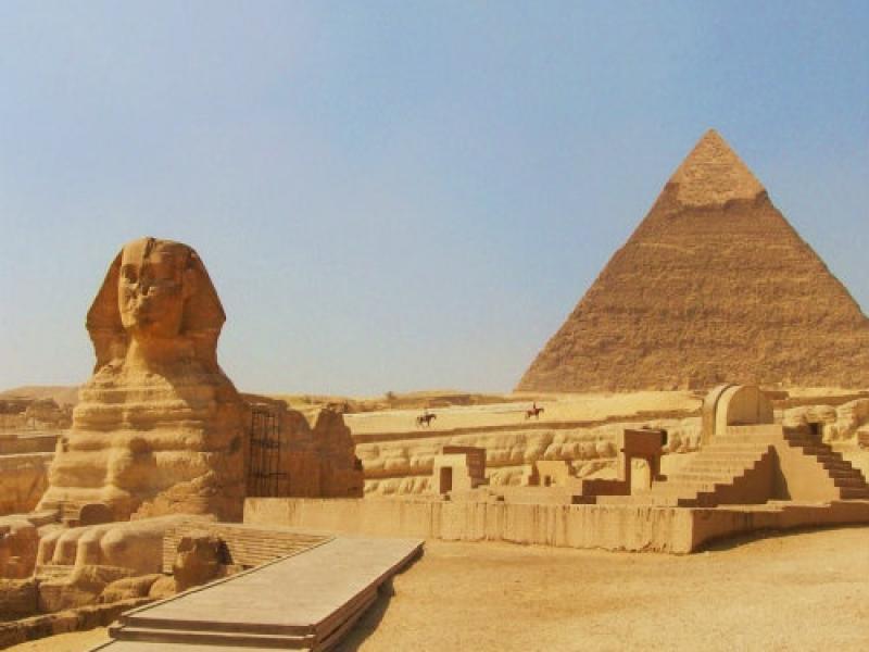 Виртуальная экскурсия в Каир