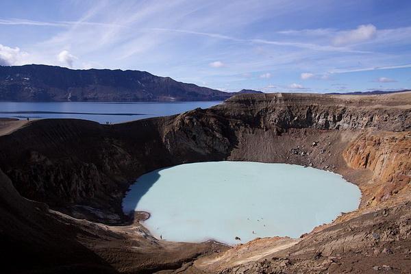 Незабываемая Исландия