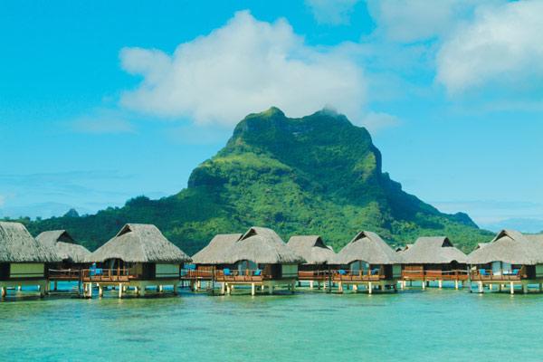 26163 Курорты мира: Полинезия, Хуахин