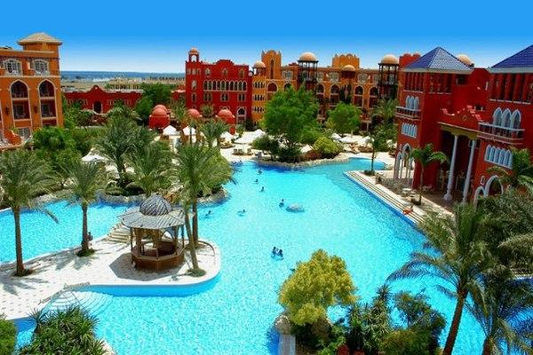 44 Египетский курорт Хургада