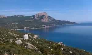 Батилиман – отличное место для отдыха в Крыму