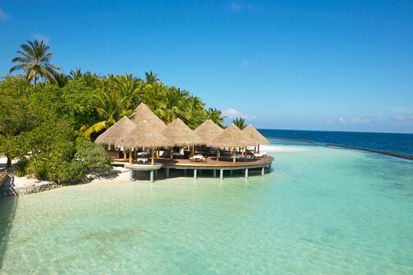 551 Мальдивы — райское ожерелье Индийского океана