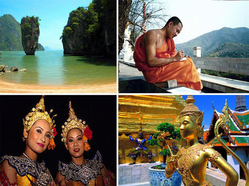 В двух словах о Таиланде