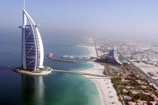 ОАЭ — место тихого отдыха