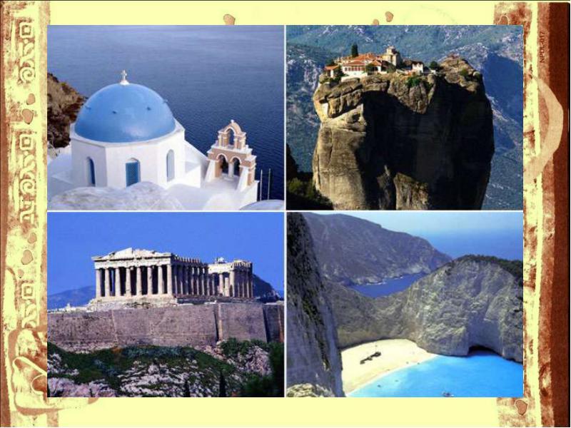 Какие тонкости туризма в Греции нам предлагают