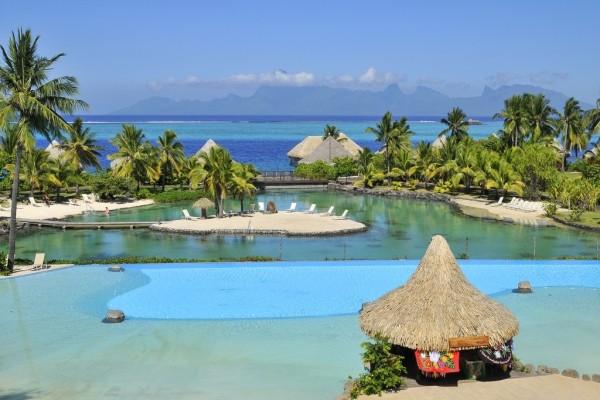 piscine 3 iles tahiti moorea huahine entre terre et lagons 3  102923 pgbighd Курорты мира: Полинезия, Хуахин