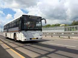 Летняя поездка автобусом к морю или, в Москву и обратно — круглый год