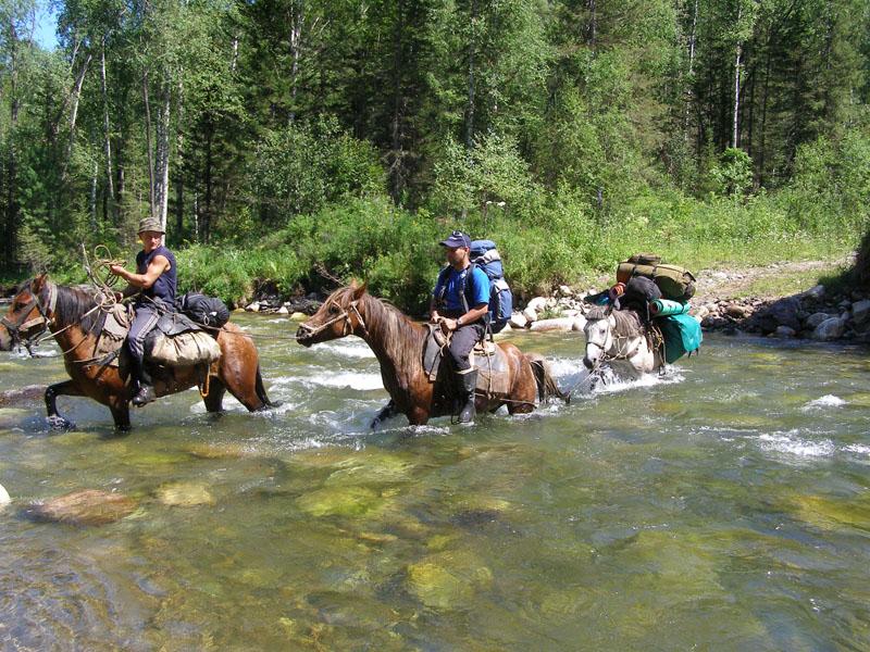 Путешествие на Алтай: конная экспедиция